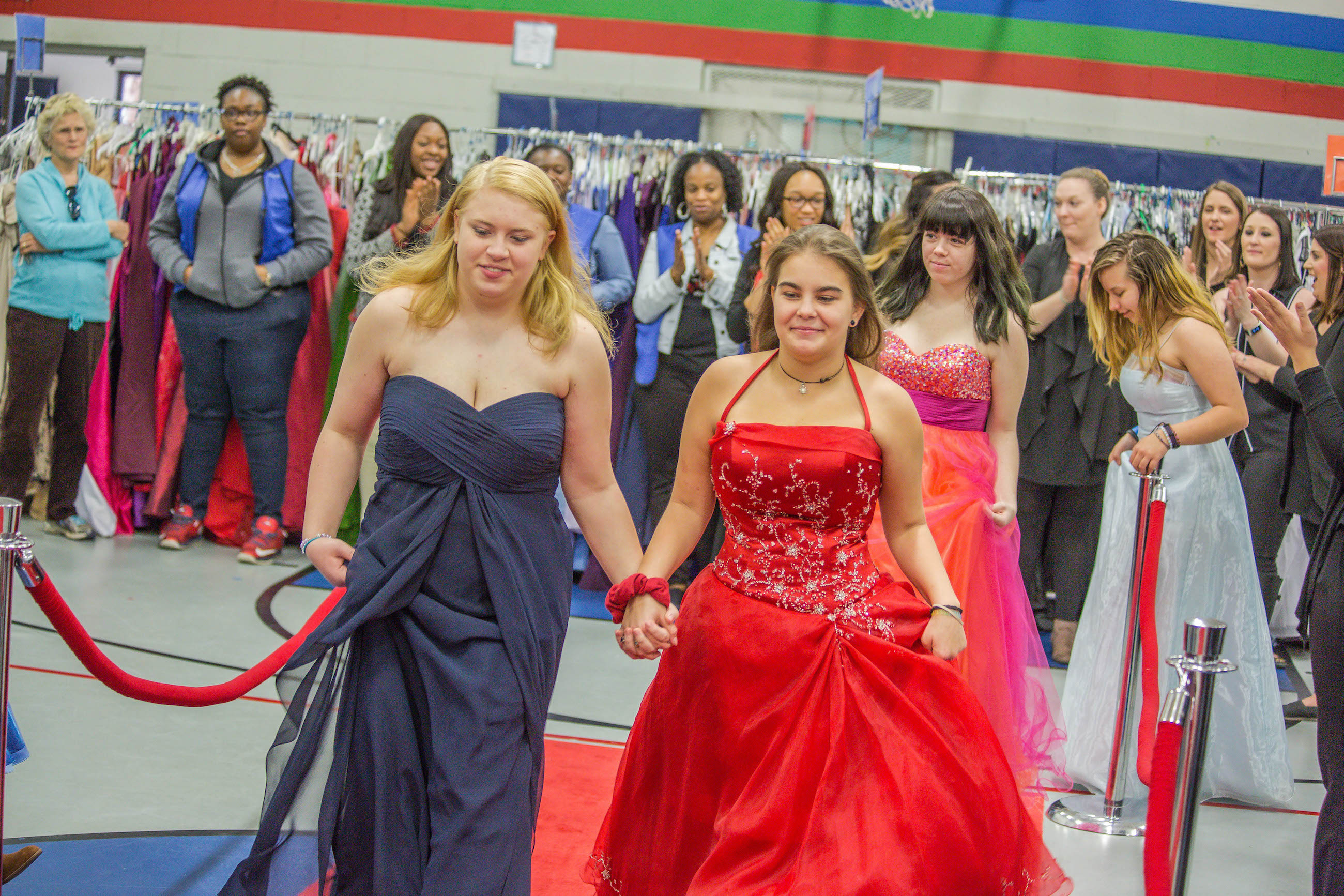 Operation Prom – Junior League of Tallahassee
